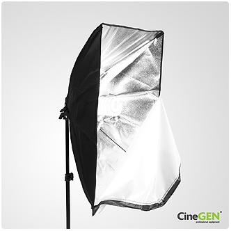 Oprawa oświetleniowa SOFTBOX 50x70