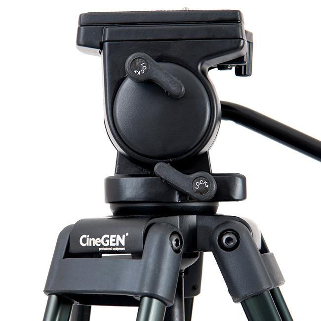 Głowica olejowa statywu CineGEN CG-650