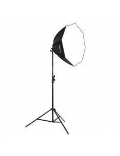 Lampa SOFTBOX octa 60cm 85W...
