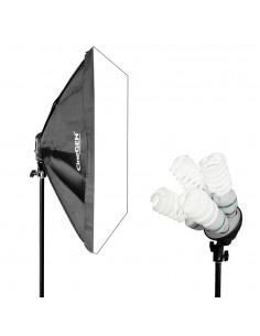 Lampa typu SOFTBOX 50x70 4...