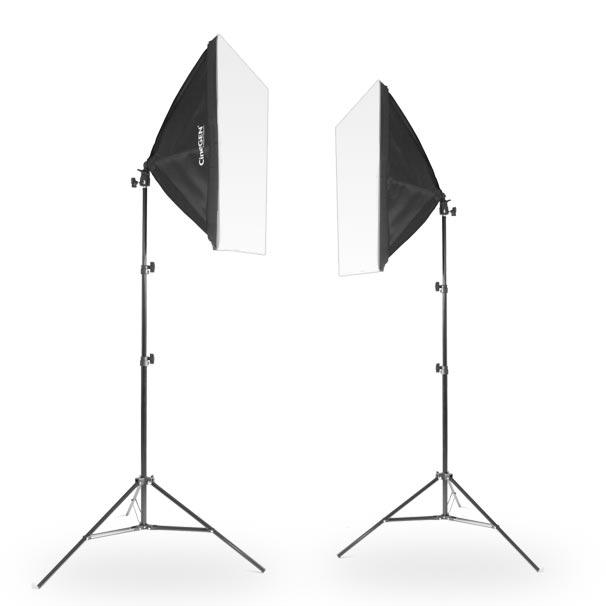 Oświetlenie do domowego studia fotograficznego