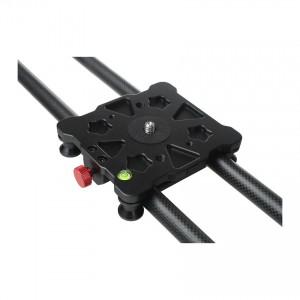 Slider karbonowy kamerowy VIDEO 80cm (z łożyskami)