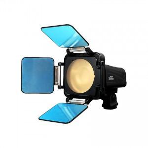 2w1 Lampa błyskowa + diodowa światła stałego (5W+GN42), model X806