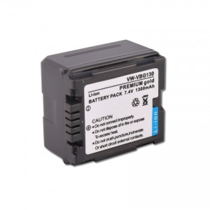 VW-VBG130 z chipem 1300mAh