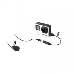 CVM-V01 GP Mikrofon z klipsem, do kamer GoPro