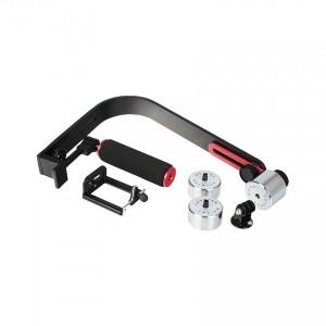 HS-2 Uchwyt stabilizujący fycam (adapter GoPro + do telefonu)