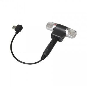 Mikrofon stereo z konektorem mini jack 3,5mm