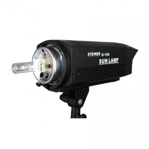Lampa światła stałego 150W model SUN D-150