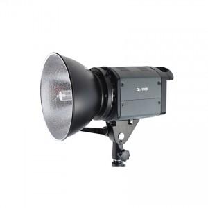 Lampa światła stałego KWARCOWA moc 1000W, model QL1000 (krótka)