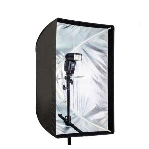 Softbox parasolkowy 80x120cm