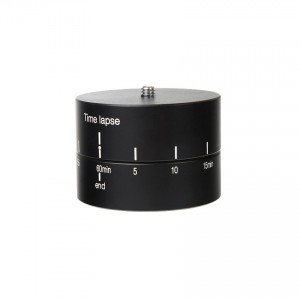 Głowica obracająca TIMELAPSE 360 stopni (GP902)