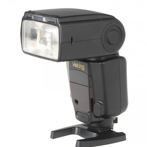 Lampa błyskowa VOKING VK-580C do Canon TTL, Master