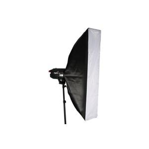 Softbox 60x200cm STRIP z gridem, mocowanie Bowens