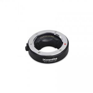 Adapter bagnetowy z Olympus 4/3 na Micro 4/3 z potwierdzeniem