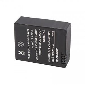 Akumulator GoPro HERO 3 AHDBT-301