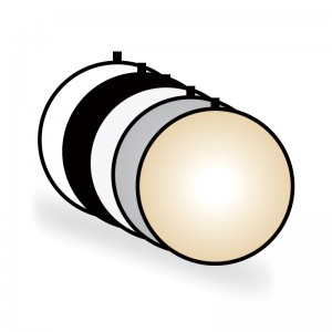 Blenda okrągła 5w1, 110cm, marki CineGEN®
