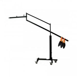 STUDYJNY Statyw oświetleniowy żuraw BOOM boczny