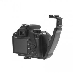 Bracket uchwyt do aparatu DSLR, model CGBR-L01