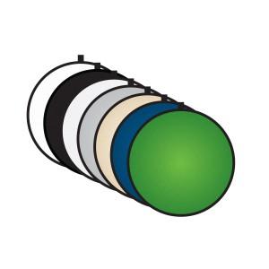 Blenda okrągła 7w1, 110cm, marki CineGEN®
