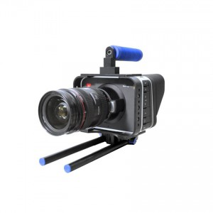 Klatka operatorska do Blackmagic™ Cinema Camera