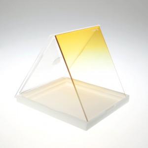COKIN P Filtr połówkowy żółty