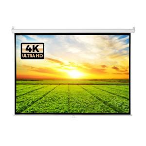 Ekran projekcyjny SCR135X180MW