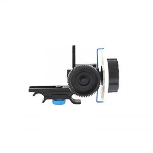 Follow focus na obiektyw, mocowanie 15mm model FF00