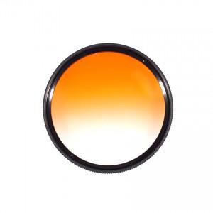 Filtr połówkowy pomarańczowy 58mm SELC