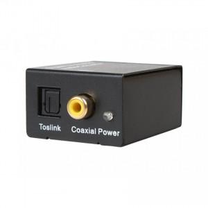 Konwerter S/PDIF audio DAC Toslink