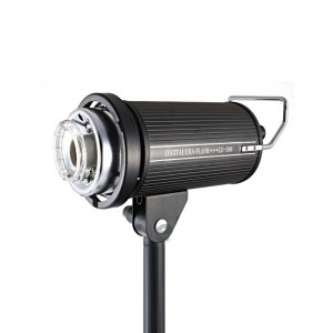 Lampa błyskowa studyjna LD-200 200Ws