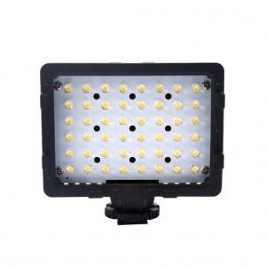 Nakamerowa lampa LED CN-48H