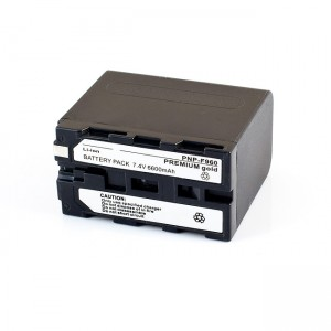 Akumulator NP-F950 NP-F960 NP-F970 6600 mAh