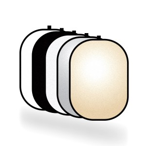 Blenda owalna 5w1, CineGEN CGR-150x200-5