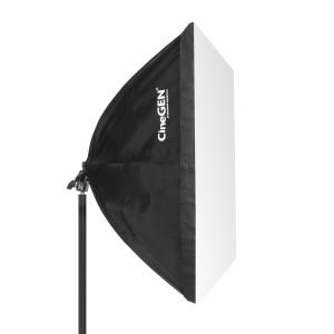 Softbox 50x70cm  - oprawa na 1 żarówkę