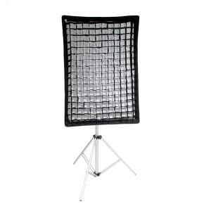 Softbox 60x90 cm z gridem