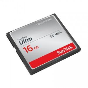 ULTRA CF 16 GB SanDisk