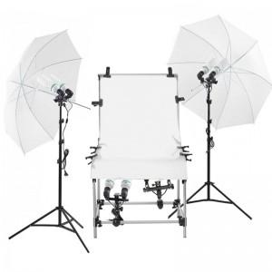 Zestaw do fotografii bezcieniowej SetOXY 2x84cm 8x125W