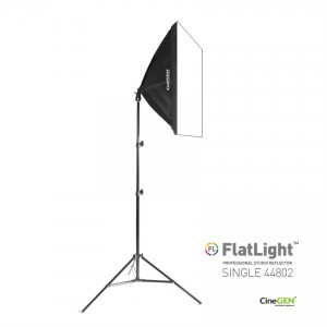 Lampa światła stałego SOFTBOX 40x40cm 85W 230cm