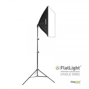 Lampa światła stałego SOFTBOX 40x60cm 85W 200cm