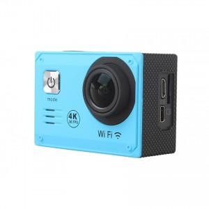 Kamera sportowa WiFi + akcesoria