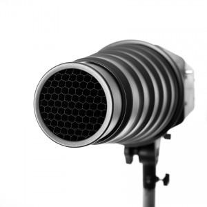 Strumienica SNOOT do lamp z mocowaniem BOWENS