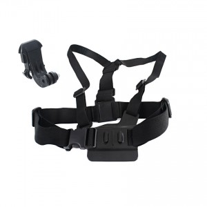 Szelki Chest Mount Typ C do GoPro HERO 1 2 3 + szybkozłączka J-hook