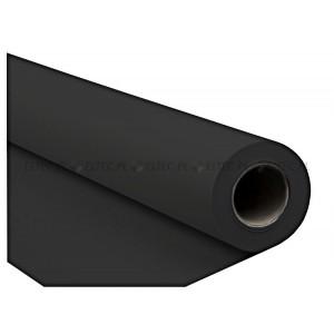 Tło kartonowe na tulei 1,35 x 10m - czarne