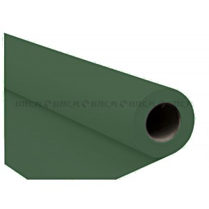 Tło kartonowe na tulei 1,35 x 10m - zielone