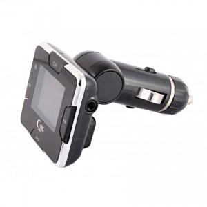 Transmiter FM USB z RDS + KARTA PAMIĘCI SDHC 16GB