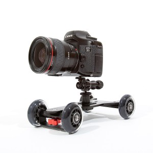 Wózek do kamer i vDSLR Small Dolly CG-202SD z rączką