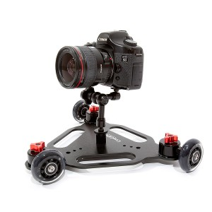 Wózek do kamer i vDSLR Small Dolly CG-203SD z rączką (Dolly)