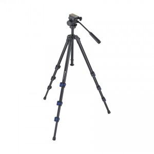 Statyw foto video, z opcją makro, 165cm