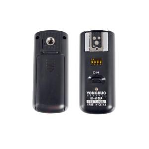 Wyzwalacz lamp Yongnuo RF-602N do Nikon