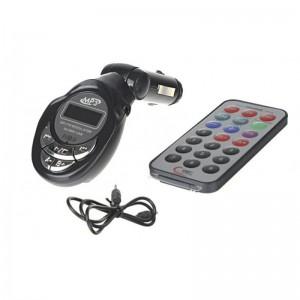 Transmiter FM USB SD/SDHC/MMC + pilot